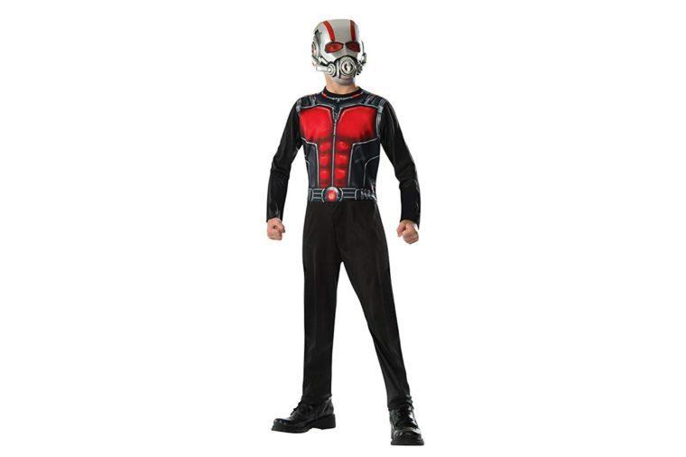 Ant-Man Jumpsuit Blister Set Child Costume One Size