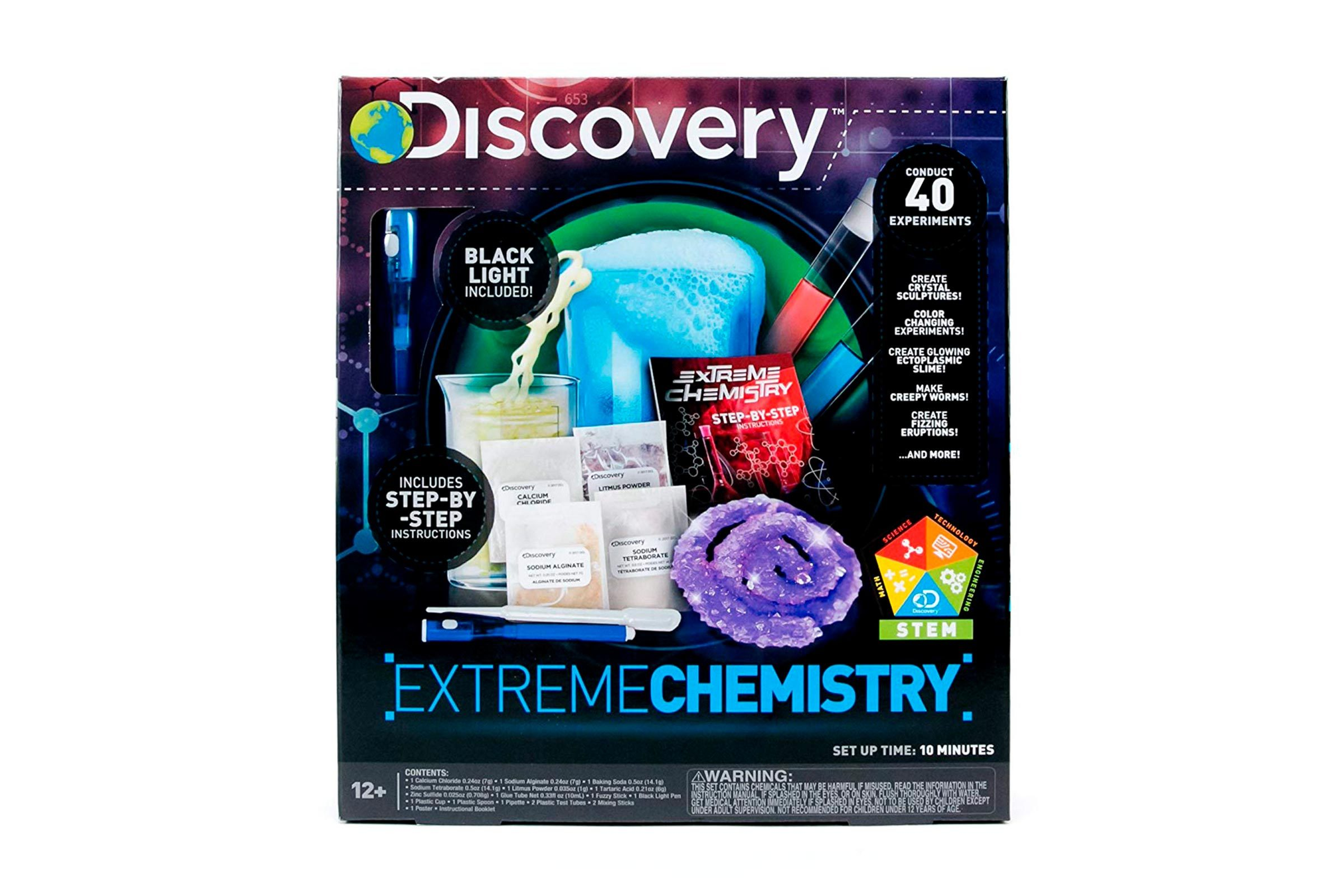 Chemistry package