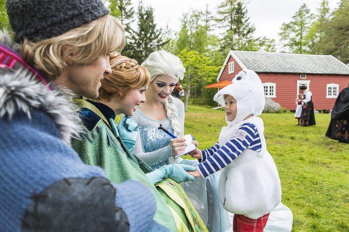 Frozen Festivities ñ Alesund, Norway