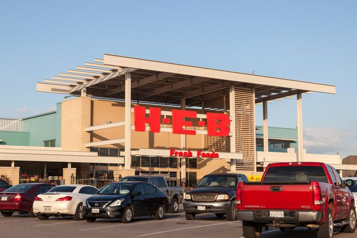 HEB grocery