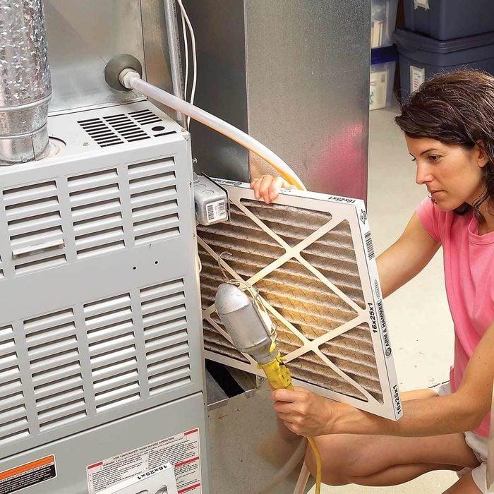 Maintain your HVAC