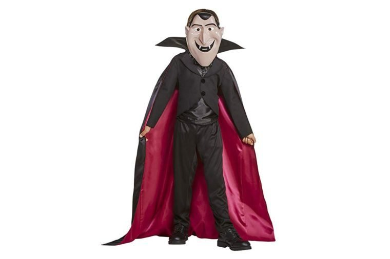 Hotel Transylvania Count Dracula Child Costume