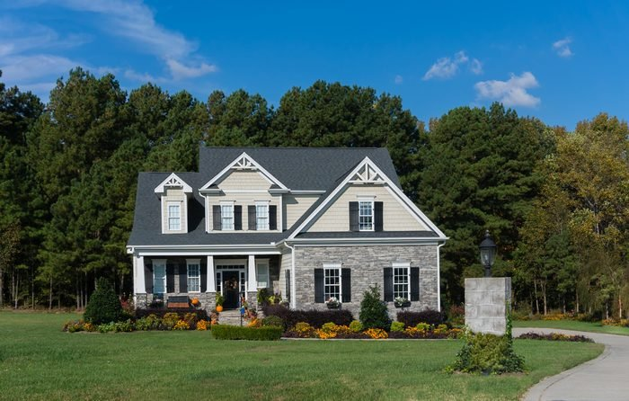 House in North Carolina.