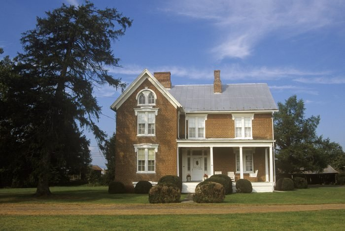 Residence in Moorefield along Route 220, WV