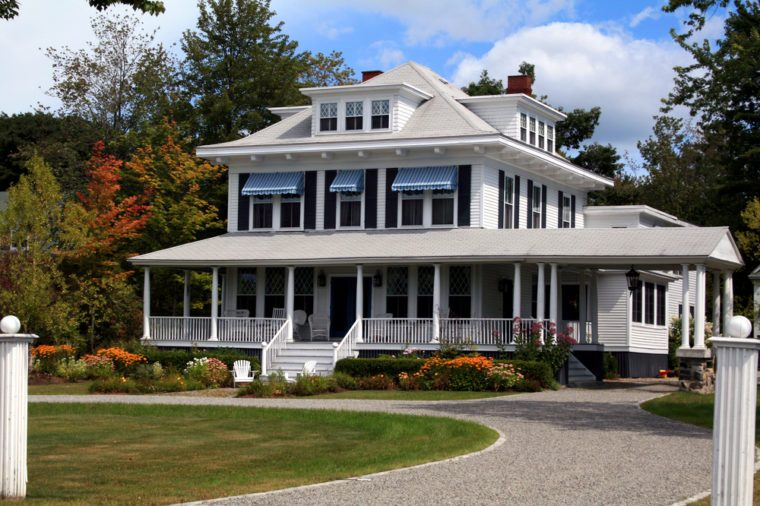 Gorgeous New England Home