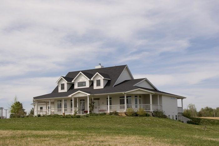 New house in Kansas