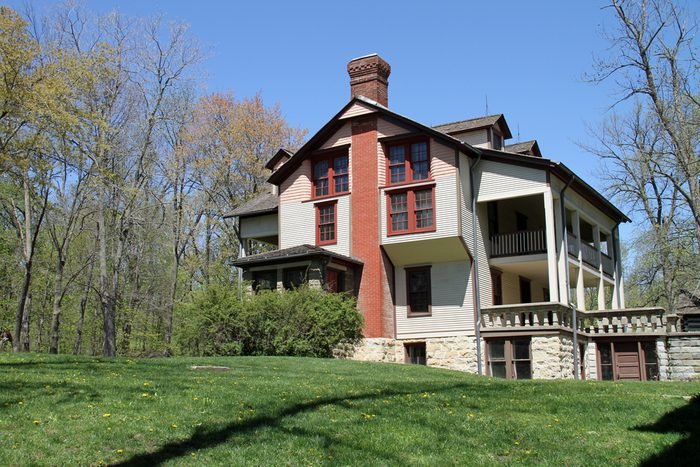 Beautifully restored turn of the century homestead in Indiana