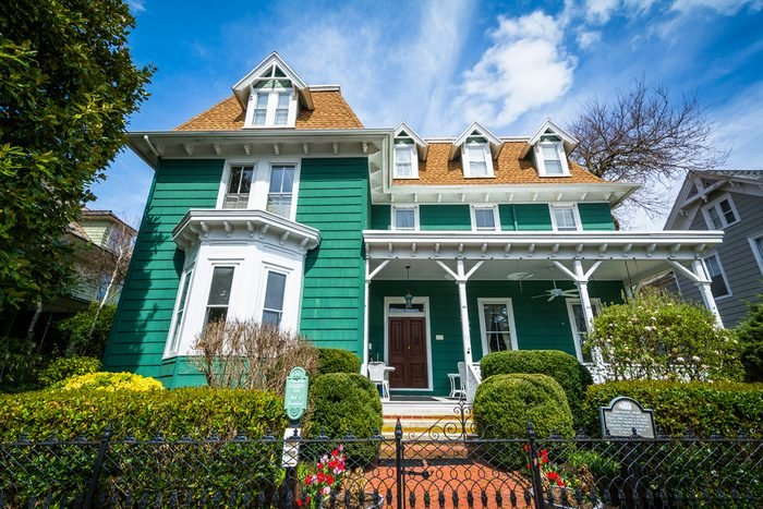 Beautiful house in Lewes, Delaware.