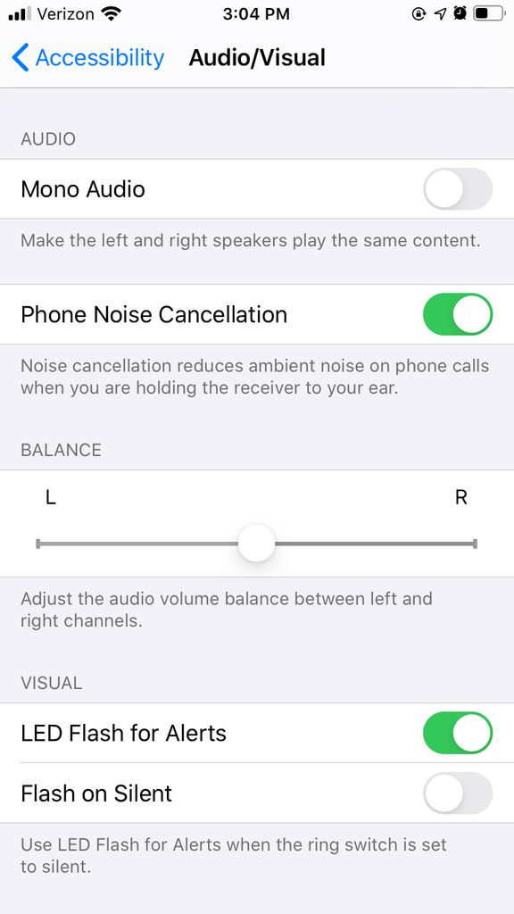 led flash alerts on iphone