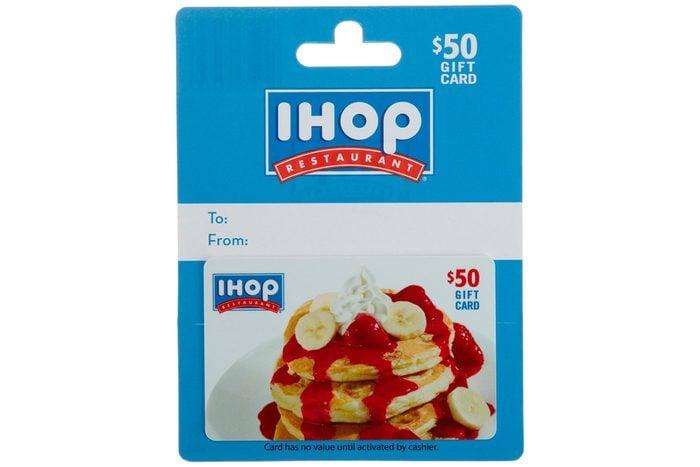 Ihop Giftcard