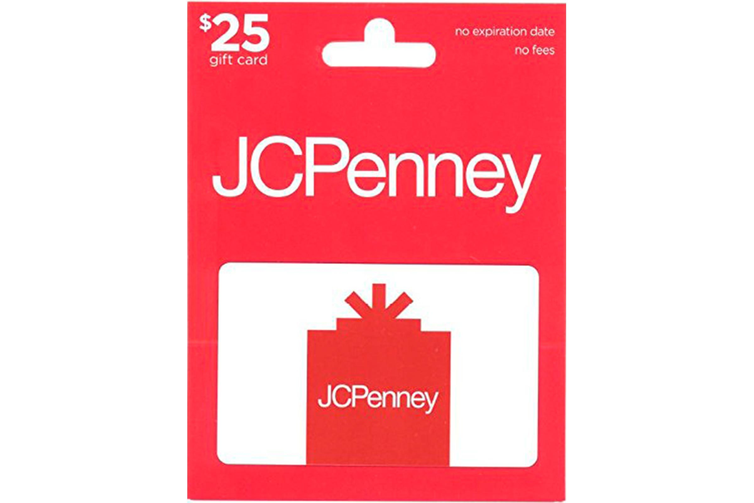 JC Penny Giftcard