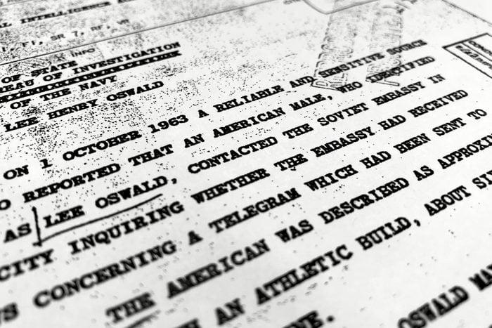 JFK assassination investigation