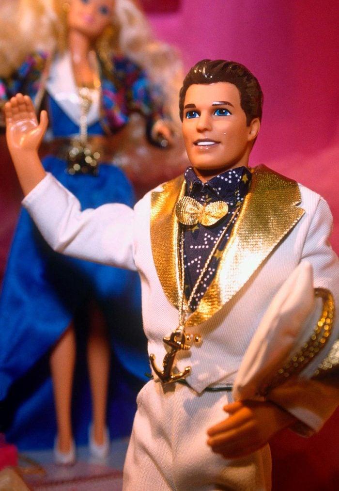 Ken doll