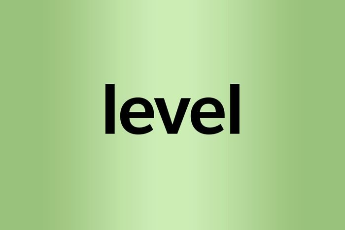 level palindrome words