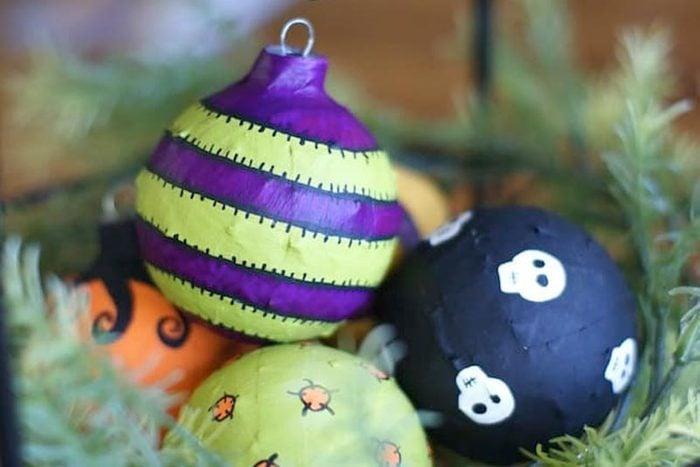 halloween ornaments craft