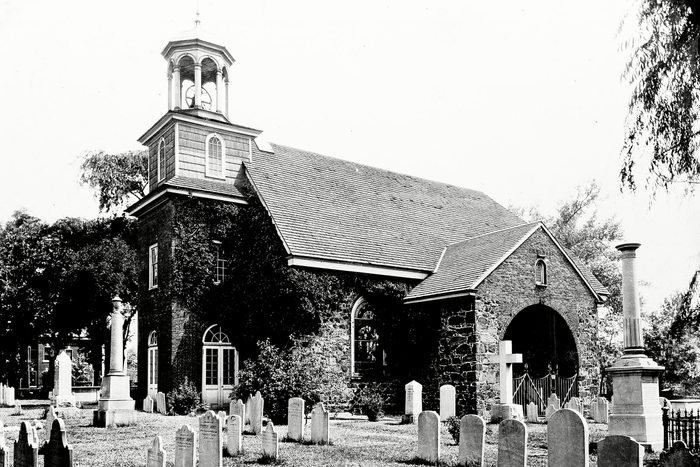 Old Swedes church