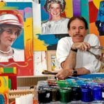 See the One-of-Kind Princess Diana Portraits That Were Released after Her Death
