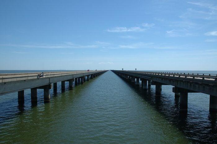 New Orleans causeway