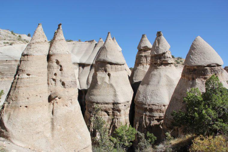 Kasha Katuwe Tent Rock National Monument