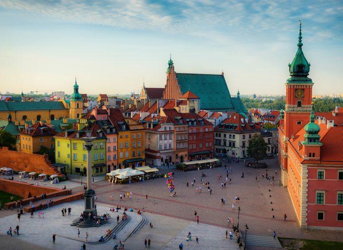 Warsaw Oldtown