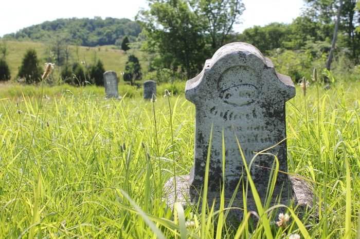 Indiana grave sites