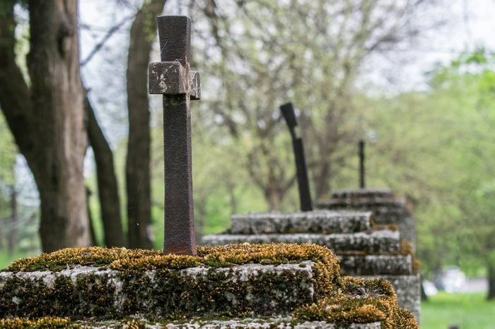 Grave Tomb Cross