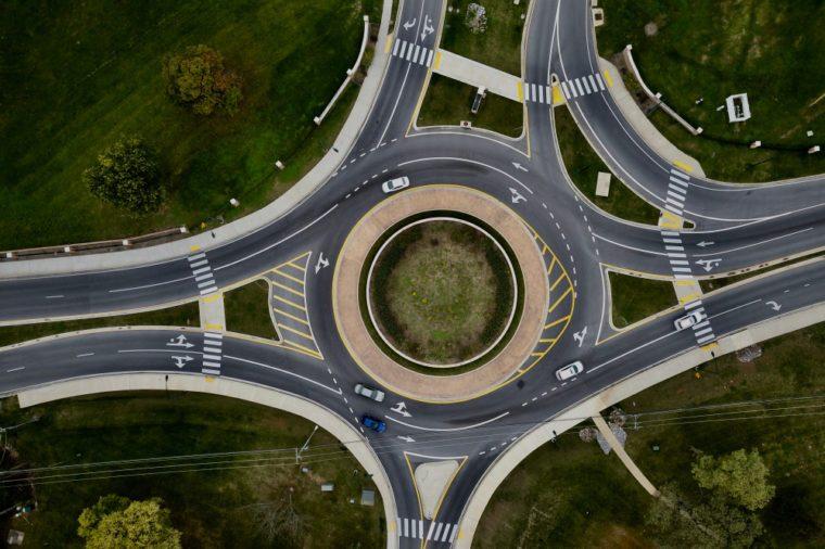 The Traffic circle