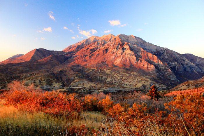 Mt. Timpanogos, Utah