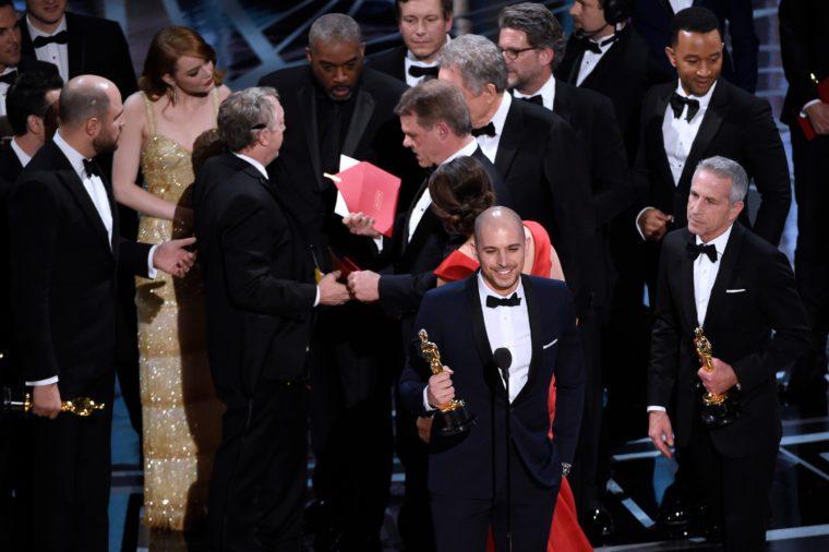 APTOPIX 89th Academy Awards - Show, Los Angeles, USA - 26 Feb 2017