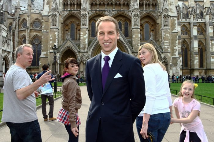 Australian Prince William lookalike Simon Watkinson, London, Britain - 02 Apr 2011