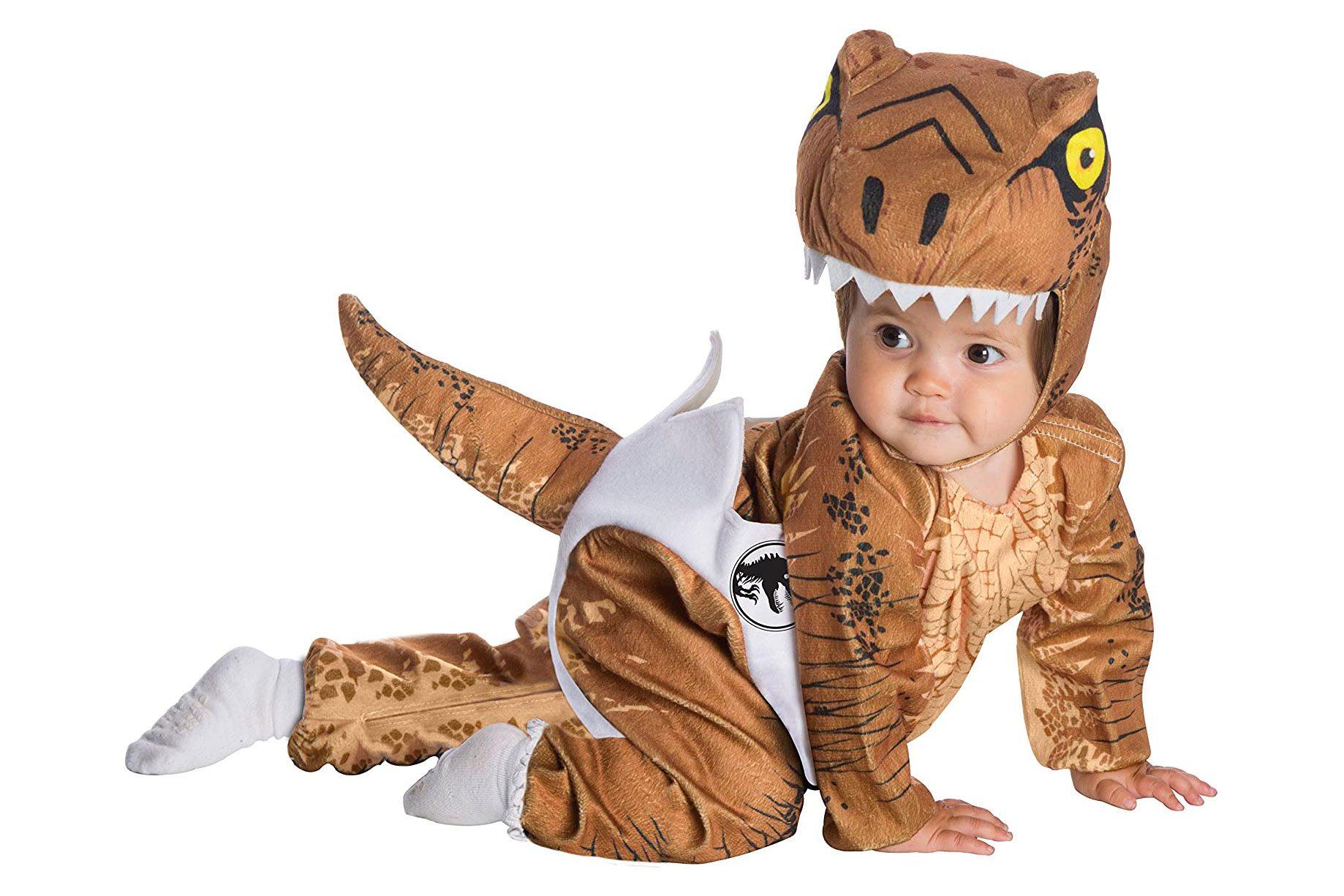 baby dino halloween costume