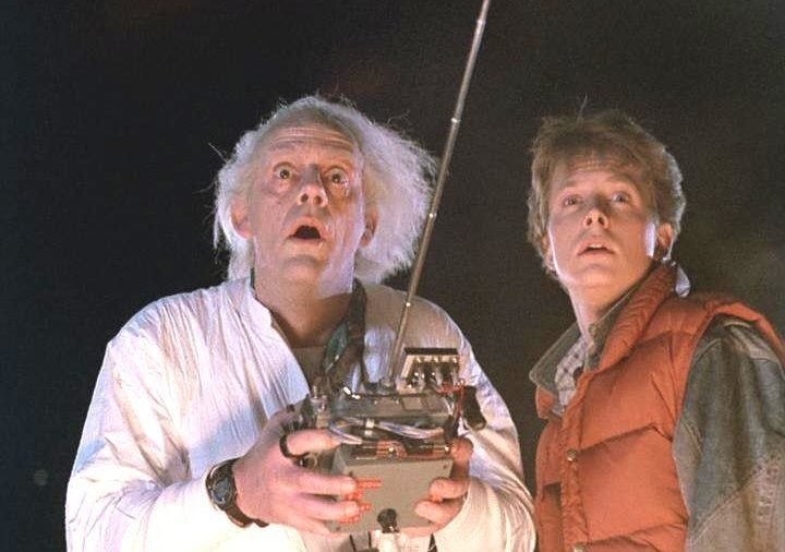 Back To The Future Trilogy - 1985