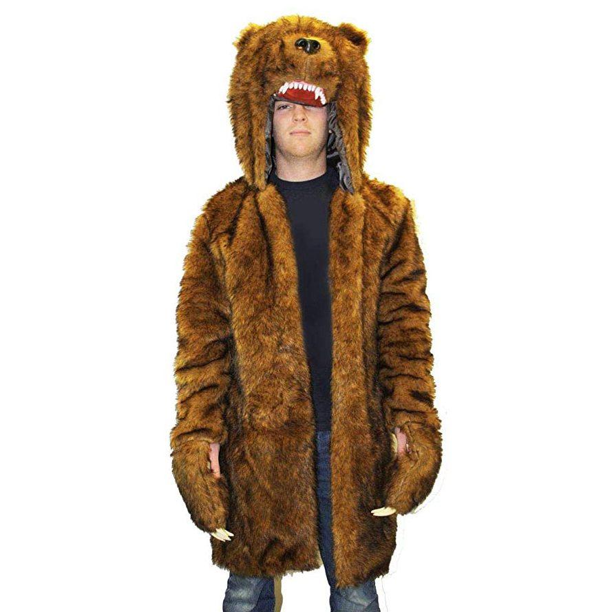 bear costome