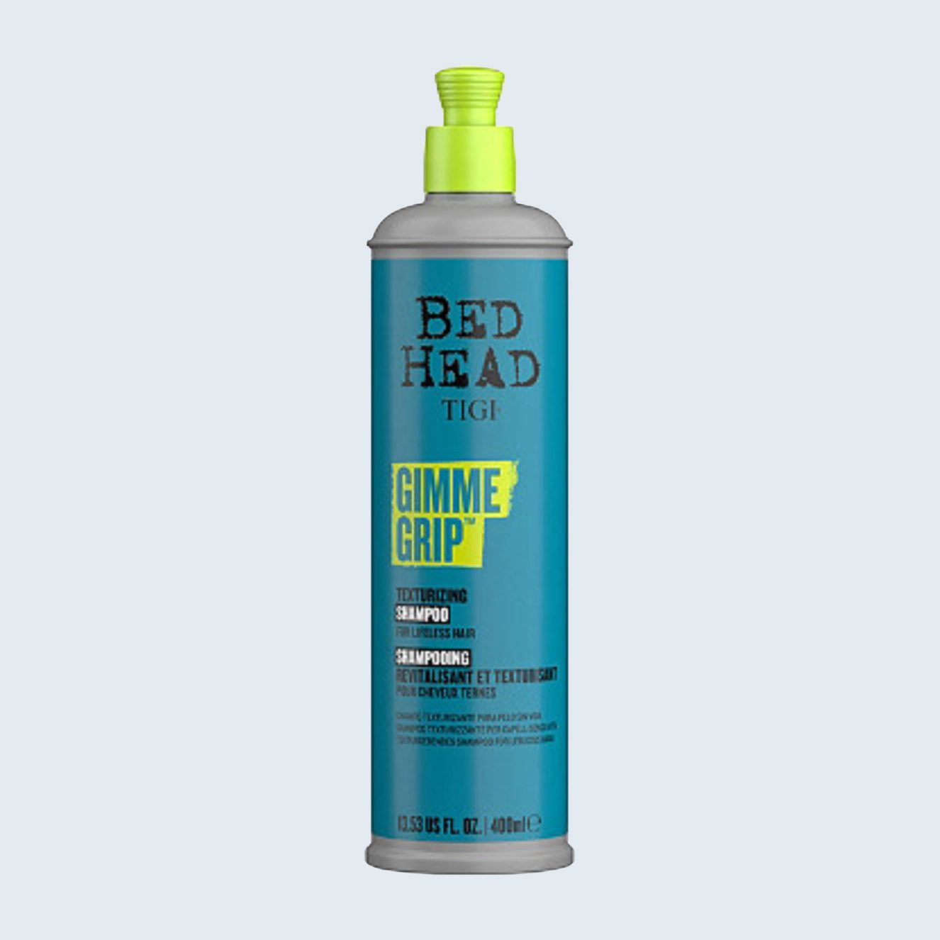 Bed Head Gimme Grip Texturizing Shampoo