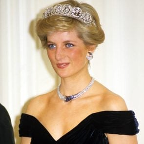 Mandatory Credit: Photo by David Levenson/Shutterstock (139864b) PRINCESS DIANA IN GERMANY 1987 British Royal tour of West Germany - Nov 1987