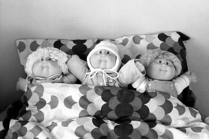 CABBAGE PATCH DOLL - 1983