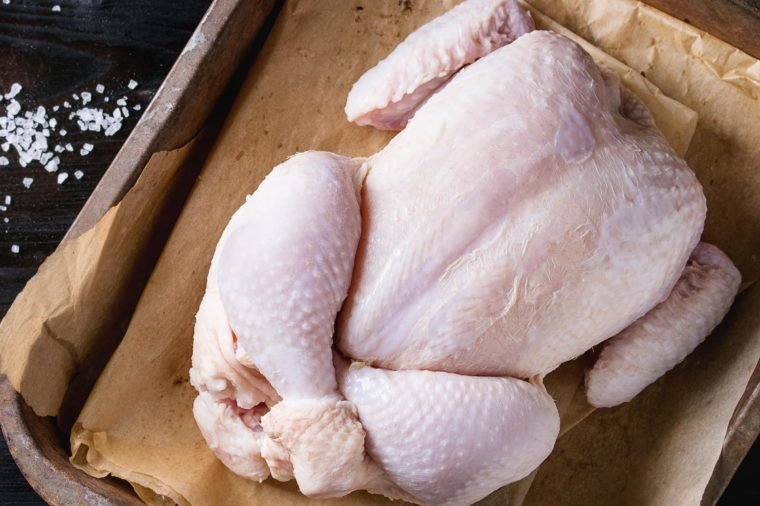 8 Mistakes You Might Be Making with Raw Chicken