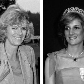 This Is How Princess Diana Confronted Camilla About the Affair