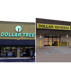 The Real Difference Between Dollar Tree and Dollar General