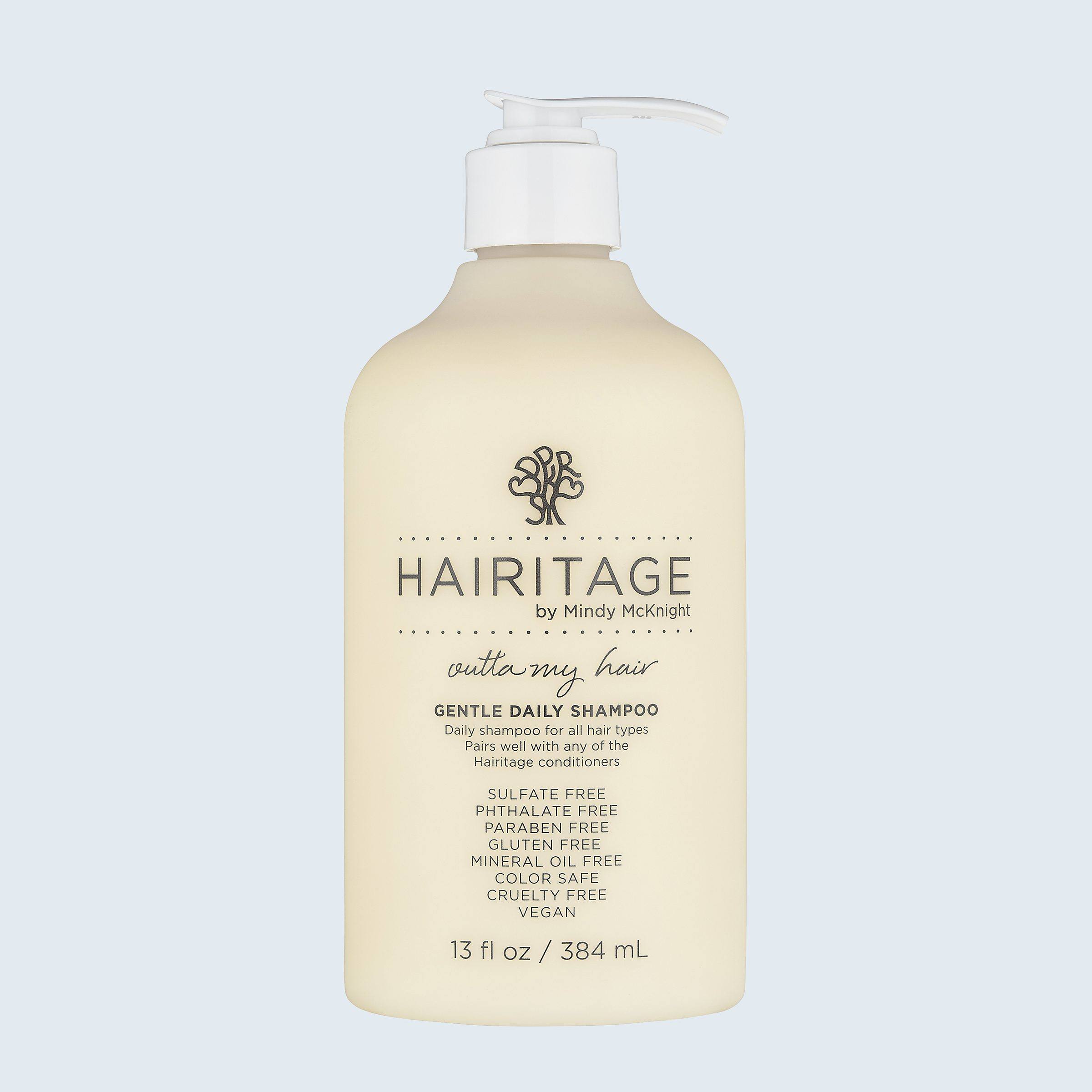 Hairitage Outta My Hair Gentle Daily Shampoo
