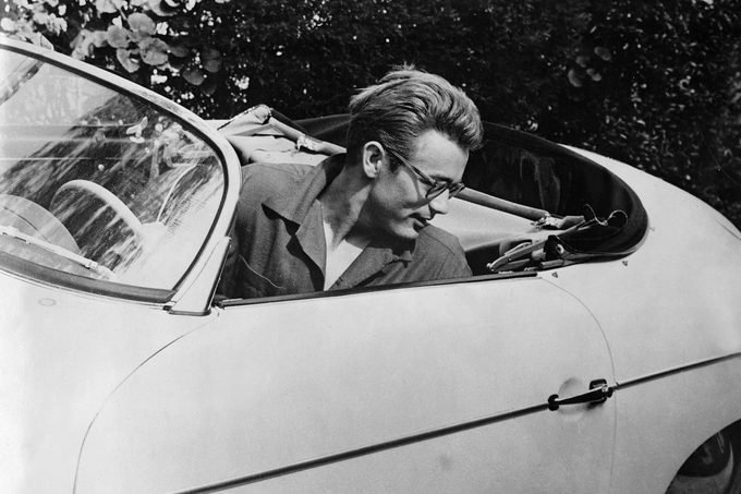 James Dean Last known photo Taken on the day of his death 4x6