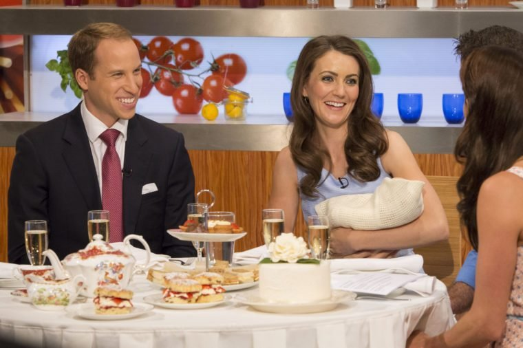 'Let's Do Lunch with Gino and Mel' TV Programme, London, Britain - 24 Jul 2013