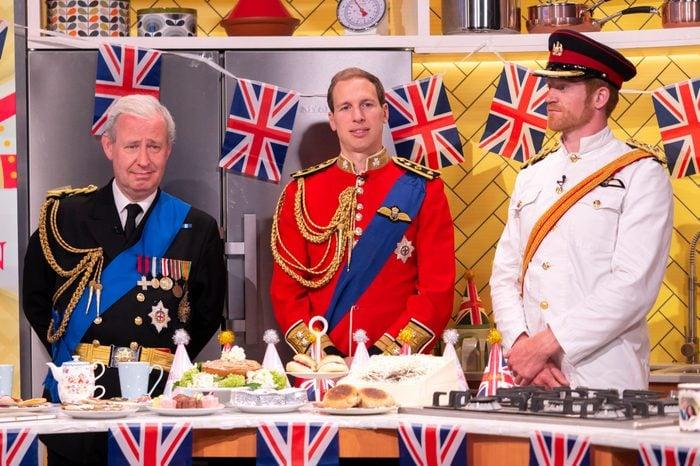 'Lorraine' TV show, London, UK - 18 May 2018