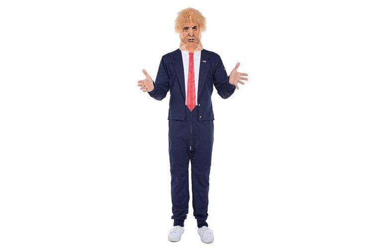 Men's Donald Trump Halloween Costume - President Costume for Men