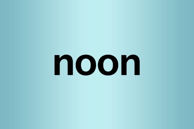 palindrome words noon