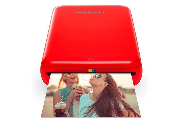 polaroid mini photo printer