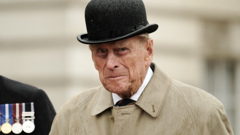 Prince Philip attends the Captain General's Parade, Buckingham Palace, London, UK - 02 Aug 2017. Why is prince philip not a king Why is prince philip not king Why isn't prince philip king