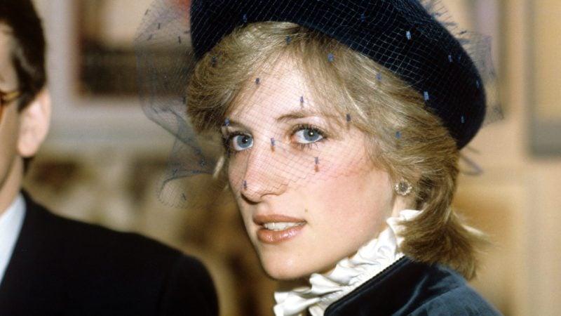 Princess Diana at the NEC, Birmingham, Britain - Feb 1983
