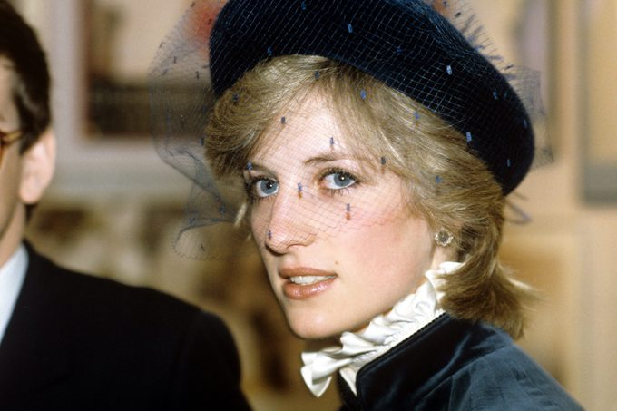 Princess Diana at the NEC, Birmingham, Britain - Feb 1983