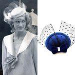 How Princess Diana's Hats Were a Secret Window into Her Life